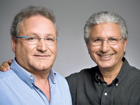 משה וליאון אדרי / צלם יחצ