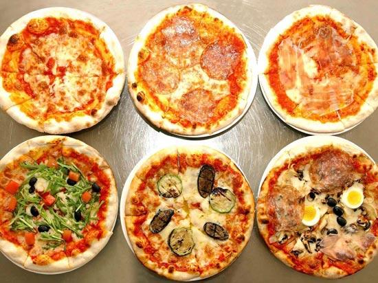 טעימות באיטליה פיצה / צלם: רויטרס