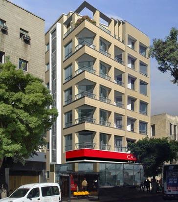 הבניין באלנבי 74