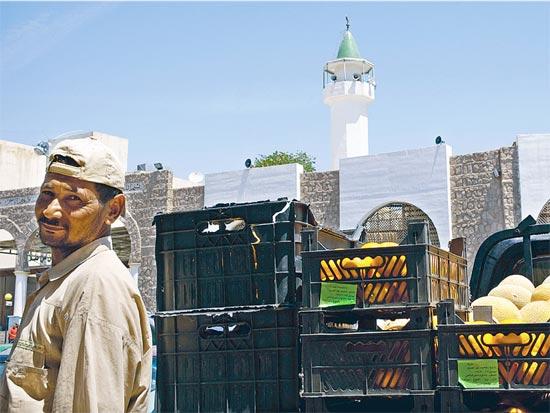 הגדה המזרחית ירדן / צלם: אדוארד קפארוב