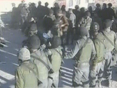 חברון פינוי בית המריבה צלם: ערוץ 2