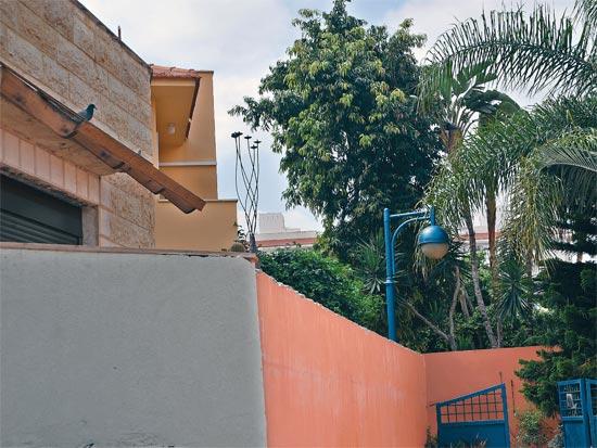 ביתו של יואל לביא / צלם: תמר מצפי
