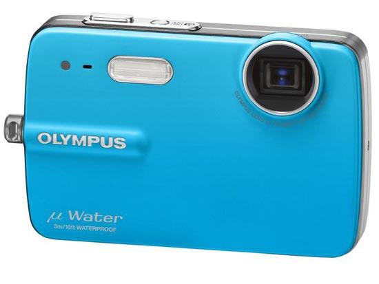מצלמה דיגיטלית אולימפוס 550WP / צלם יחצ