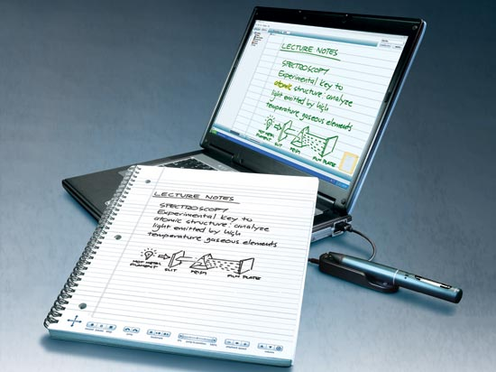 העט של smartpen
