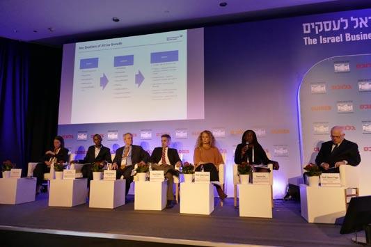 Africa's Economic Promise Panel II / צילום: אוריה תדמור