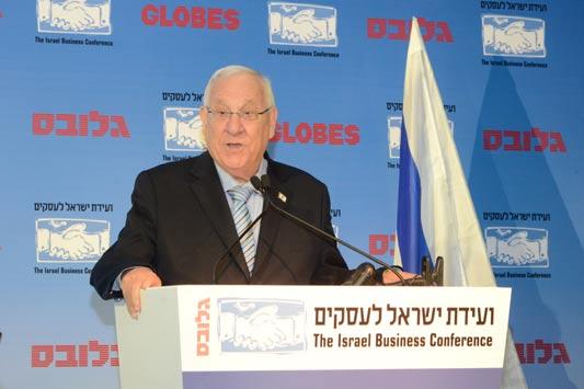 H.E Mr. Reuven Rivlin President of Israel./  צילום איל יצהר