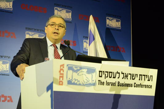 Ari Pinto, CEO Bank Hapoalim. צילום איל יצהר