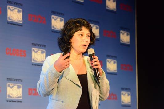 Dr. Hedva Bar, Supervisor of Banks. צילום איל יצהר
