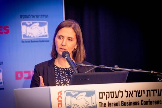 Gila Gamliel Minister for Social Equality. צילום שלומי יוסף