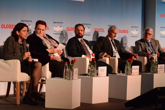 Turkey & Israel Panel / צילום: איל יצהר