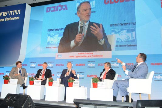 Global Economy Panel / צילום: איל יצהר