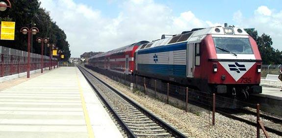 רכבת / צלם: תמר מצפי