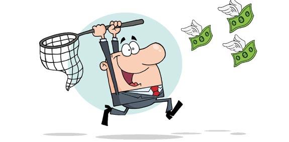 רדיפה אחר הכסף / shutterstock/HitToon.com א.ס.א.פ קראייטיב
