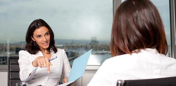 קריירה ראיון עבודה / צילום: thinkstock