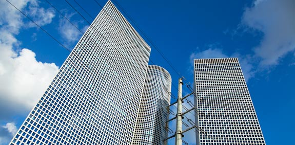 Azrieli Towers, photo: Thinkstock