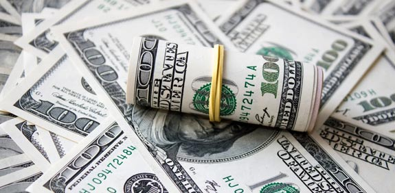 dollars picture: Thinkstock