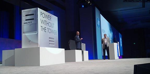 העוצמה לא זקוקה למגדל. תחנות עבודה במארזים קומפקטיים – מערכת IT מגזיןHP / צילום: יחצ