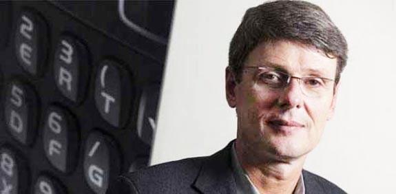 "Thorsten Heins מנכ""ל RIM / צילום: יח""צ Research In Motion"
