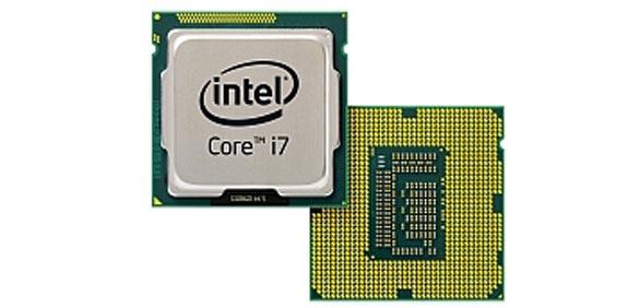 """המעבד שובר השיאים: Intel Core i7 דור שלישי, Ivy Bridge/ צילום: יח""""צ אינטל ישראל"""