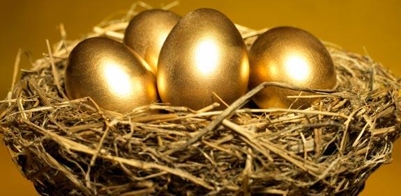 ביצי זהב / צלם: שאטרסטוק