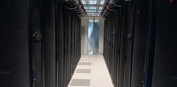 "Datacenter שהקימה APC לאחד מלקוחותיה בישראל/ צילום: יח""צ APC ישראל"