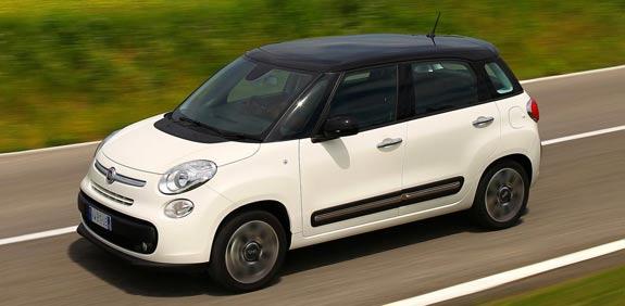 Fiat 500L פיאט / צילום: יחצ