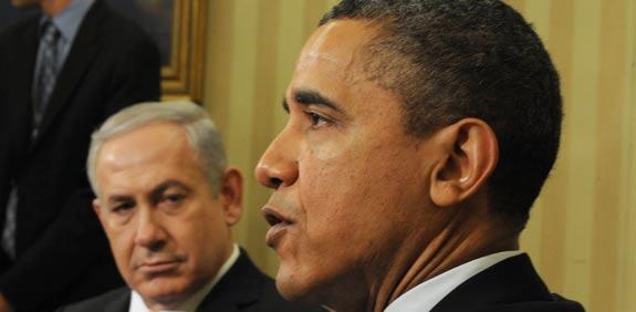 ברק אובמה בנימין נתניהו   / צלם: עמוס בן גרשון יחצ