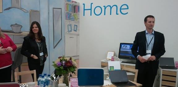 HOME הבית הדיגיטלי של Dell  / צלם: יחצ