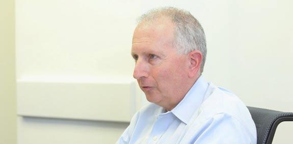 הווארד אליאס נשיא תחום תשתיות המידע ב-EMC / צילום: יחצ  EMC