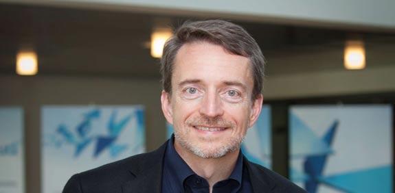 "Pat Gelsinger מנכ""ל VMware / צילום: יחצ"