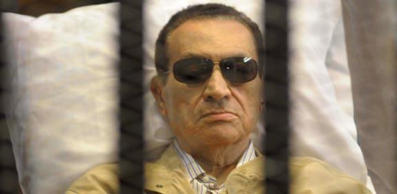 מצרים חוסני מובארק / צלם: רויטרס