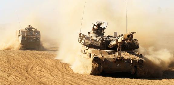טנקים  / צלם: רויטרס