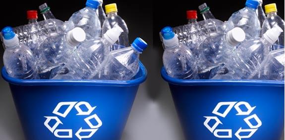 איכות הסביבה סביבה ירוקה מיחזור בקבוקים ריקים / צלם:  thinkstock