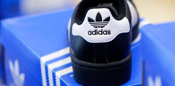 נעלי אדידס / צלם: רויטרס