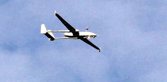 Heron UAV