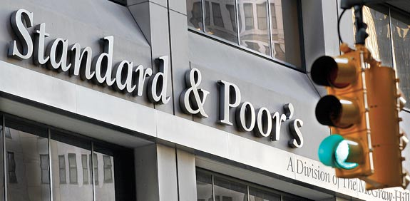 Standard & Poor's  picture: Reuters