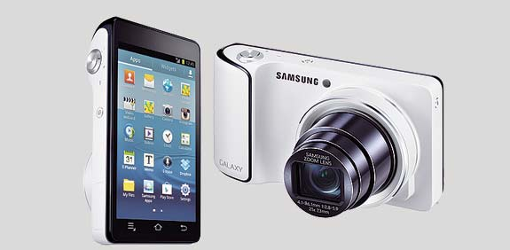 מצלמת סמסונג Galaxy Camera /צילום: יחצ