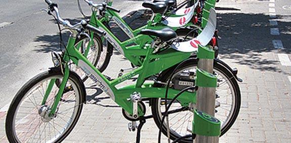 Tel-O-Fun bikes