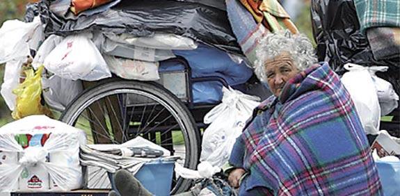 ישראל, עוני / צלם רויטרס