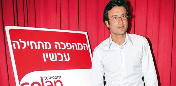 מיכאל גולן / צילום: שוקה כהן