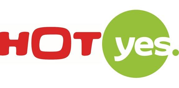 לוגו יס הוט hot yes / צלם: יחצ