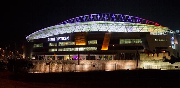אצטדיון מכבי נתניה / צילום: שלומי יוסף