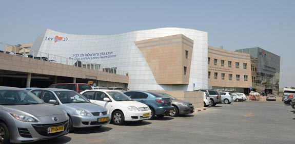 בית החולים שיבא - תל השומר / צילום: תמר מצפי