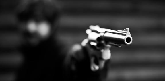 אקדח / צילום: thinkstock