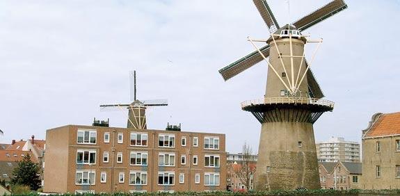 מזקקת ואן גוך בעיר סנידם בהולנד  / צילום:  יחצ