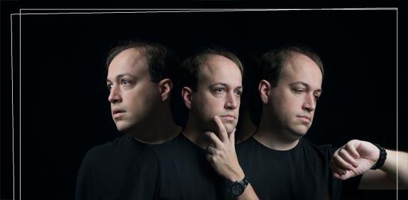 """ד""""ר ירון דניאלי / צילום: יונתן בלום"""