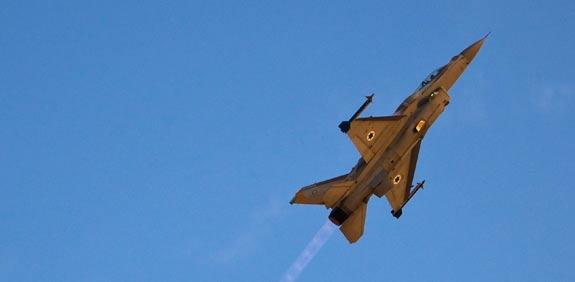 מטוס F16  / צילום: רויטרס