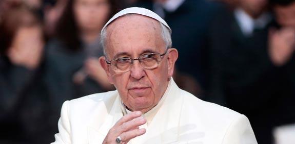 האפיפיור פרנציסקוס / צילום: רויטרס