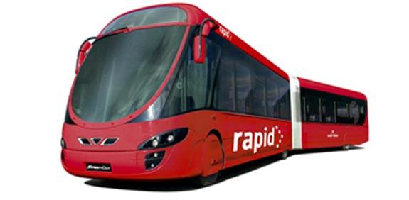 תחבורה BRT / צילום: מהוידאו