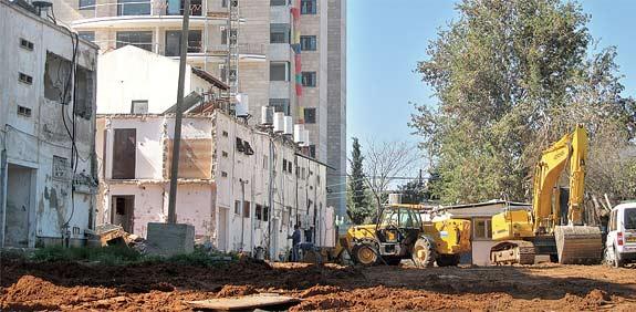 פינוי בינוי שאול המלך בקרית אונו / צילום: עיריית קרית אונו